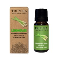 Lemongrass Essential Oil - 10ml - Tripura Essential Oils
