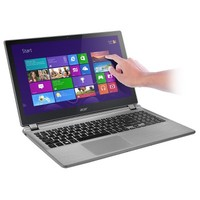 "Acer® Aspire 15.6"" Touchscreen Laptop PC (V5-572P-4429) with 500GB Hard Drive, 4GB Memory - Gray"