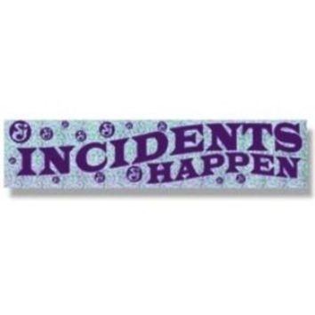 String Cheese Incident - Incidents Happen Sticker