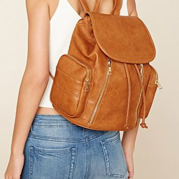 Shop cute backpacks: printed, neon, striped and more | Forever 21 - Backpacks | WOMEN | Forever 21
