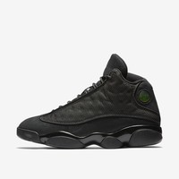 Air Jordan Retro 13 XIII 'Black Cat'