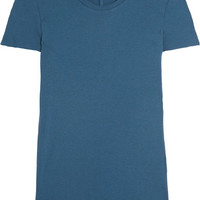 Splendid - Ribbed Micro Modal and Supima cotton-blend jersey T-shirt