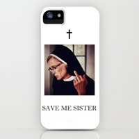 AHS Save Me Sister iPhone & iPod Case by Rich Wilde | Society6