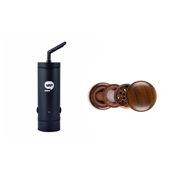 MiniVAP Portable and a 4 Piece Rosewood Grinder as a Gift!