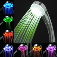 AMC 7 Colors Led Bathroom Shower Head