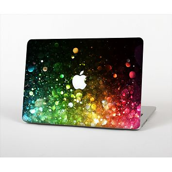 """The Neon Glowing Grunge Drops Skin Set for the Apple MacBook Air 13"""""""