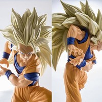 Dragon Ball Z Super Saiyan 3 Goku Action Figure
