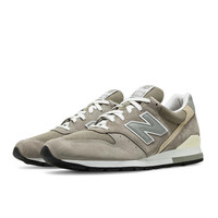 New Balance - 996 Made in the USA Bringback - Grey and White