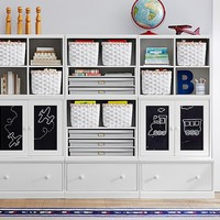 Cameron Creativity Art Storage System with Drawer Bases