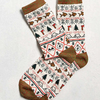 Camping Sock - Urban Outfitters