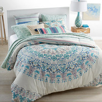 Whim by Martha Stewart Collection Full Moon Reversible Bedding Collection, Only at Macy's | macys.com
