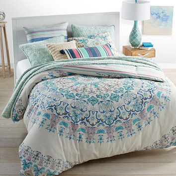 Whim by Martha Stewart Collection Full Moon Reversible Bedding Collection, Only at Macy's   macys.com