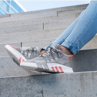 Ready stock adidas EQT 5 man and women running shoes shock absorbing light shoes