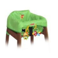 Fisher Price Rainforest Portable High Chair Cover