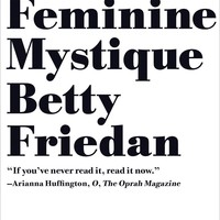 The Feminine Mystique Reprint