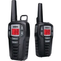 UNIDEN SX237-2CK 23-Mile 2-Way FRS/GMRS Radios (Charging Cradle)