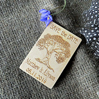 Save The Date Magnets Rustic Wood Wedding Invitation Save The Date Cards Save The Date Wedding Magnets Wedding Favors Rustic