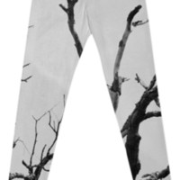 Branches Leggings created by PoseManikin | Print All Over Me