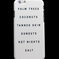 Beach Vibe iPhone Case