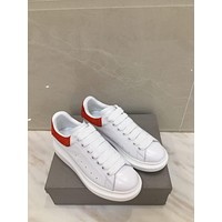 Alexander McQueen  Woman's Men's 2020 New Fashion Casual Shoes Sneaker Sport Running Shoes 0412gh