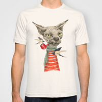 Sphynx cat T-shirt by Dogooder