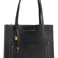 MARC JACOBS The Grind Medium Leather Tote | Nordstrom