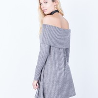 Keep Me Cozy Knit Tunic