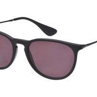Cheap Ray Ban RB4171 601 5Q Black Frame Violet Mirror Polarized Lens 54mm Sunglasses outlet