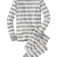 Long John Pajamas In Organic Cotton from Hanna Andersson