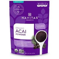 Navitas Naturals Organic Acai Superfruit Powder - 8 oz