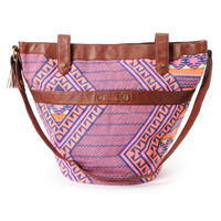 Hurley Girls One & Only Tribal Print Bucket Purse at Zumiez : PDP