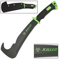 16.5 in Zombie Killer Full Tang Machete CH0089
