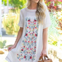 Sweet Country Girl Floral Dress