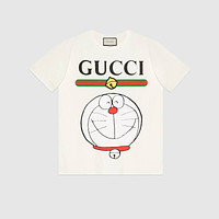 Doraemon x Gucci cotton T-shirt