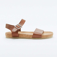 Clarks Dusty Sole Tan Sandals - Urban Outfitters