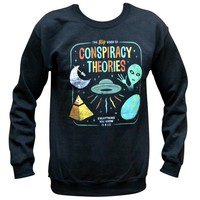 Conspiracy Theories Sweater