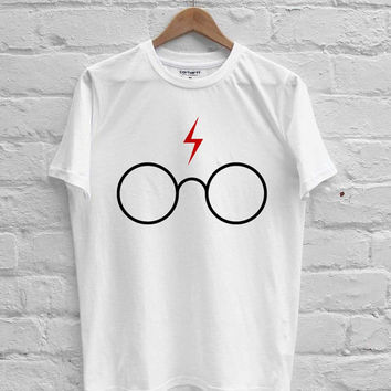 harry potter glasses T-shirt Men, Women, Youth and Toddler
