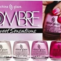 china Glaze OMBRE Sweet Sensations 2013 Collection