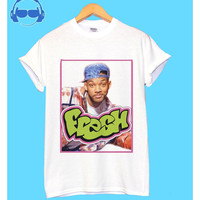 will smith fresh prince bel air carlton banks singlet t shirt dope hipster geek homies swag trill