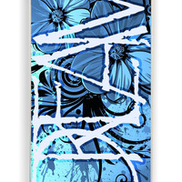 Flowers Dream for Iphone 4 / 4s Hard Cover Plastic