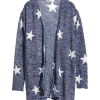 Loose-knit Cardigan - from H&M