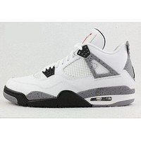 AIR JORDAN 4 RETRO 'WHITE CEMENT'