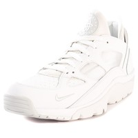 Nike Air Trainer Huarache Mens Trainers White White Branded Footwear