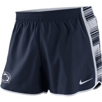 Nike Women's Penn State Nittany Lions Blue Warpspeed Pacer Shorts - Dick's Sporting Goods