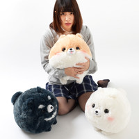 Fuwa-Mofu Pometan Plush Collection (Big)