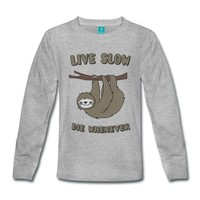 Tee shirt manches longues Funny