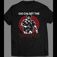 "SCARFACE X TONY MONTANA ""CHI CHI GET THE YAYO"" SHIRT"
