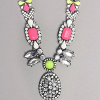 Electric Candy Statement Necklace - What's New | GYPSY WARRIOR