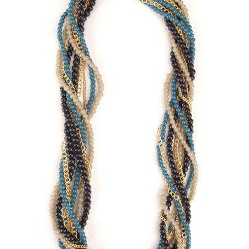 Beaded Heirloom Necklace - Mata Traders