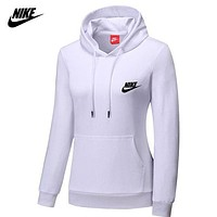 Trendsetter Nike Women Man Fashion Print Sport Casual Top Sweater Pullover Hoodie